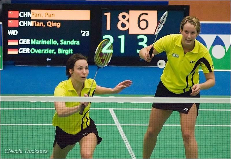 Sie betrachten ein Bild aus dem Artikel: Yonex German Open in Mülheim mit Gold-Status