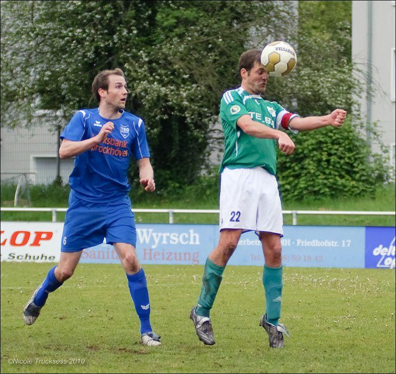 Sie betrachten ein Bild aus dem Artikel: VfB Speldorf: Schlappe gegen den Tabellenletzten