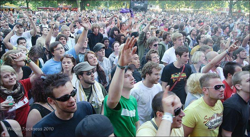 Sie betrachten ein Bild aus dem Artikel: Ruhr Reggae Summer 2010