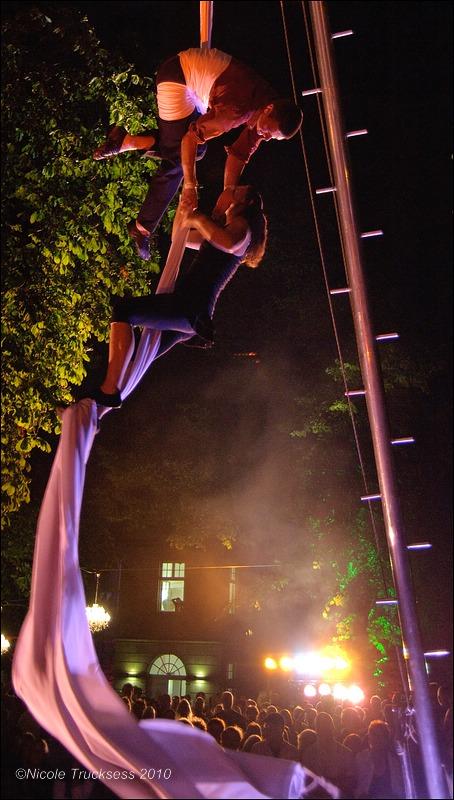 Sie betrachten ein Bild aus dem Artikel: Broicher Schloßnacht 2010