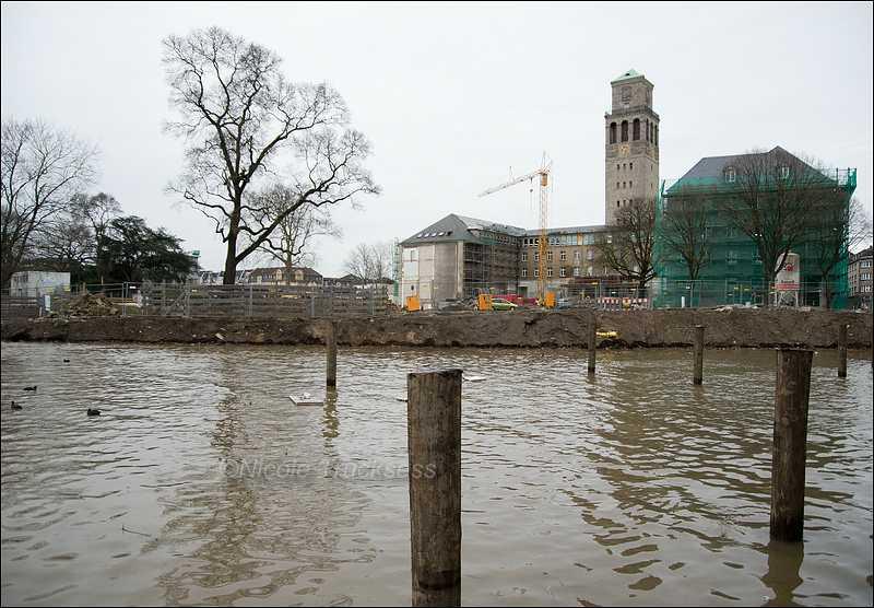 Sie betrachten ein Bild aus dem Artikel: Land unter an der Ruhr