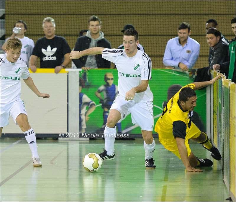 Sie betrachten ein Bild aus dem Artikel: 39. Stadtmeisterschaften im Hallenfußball