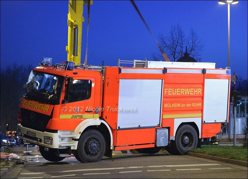 Sie betrachten ein Bild aus dem Artikel: Feuerwehr am Haken